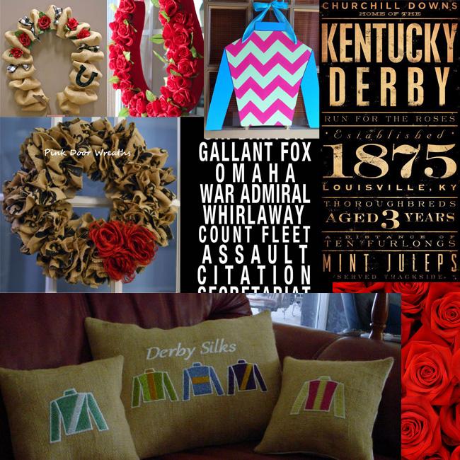 Kentucky Derby DIY